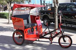 Bugati Edition pedicab