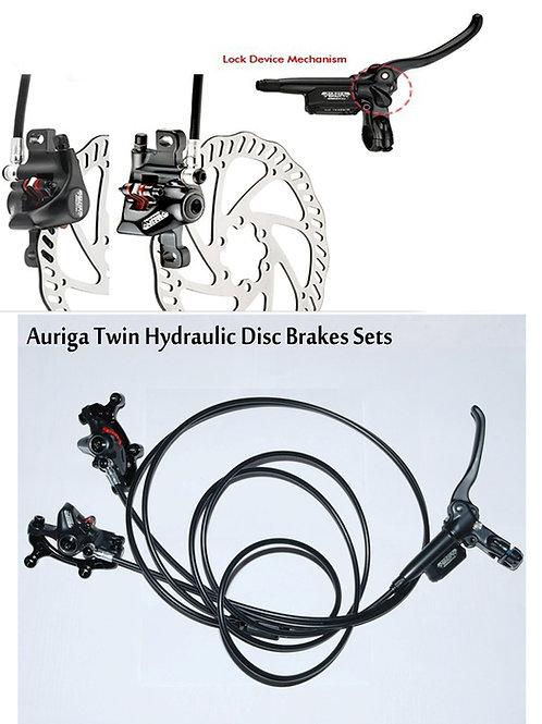 Auriga Rear Dual Hydraulic E-Brakes