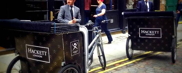 Fancy Pedicabs