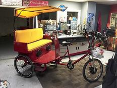 Custom Pedicab