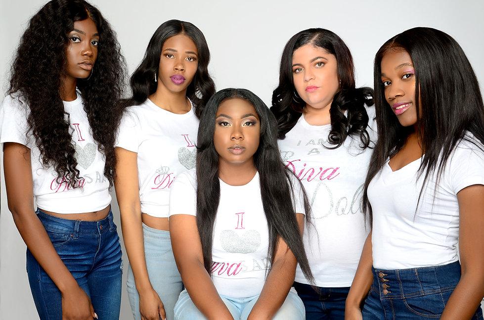 Diva Salon Photoshoot in Charlotte NC