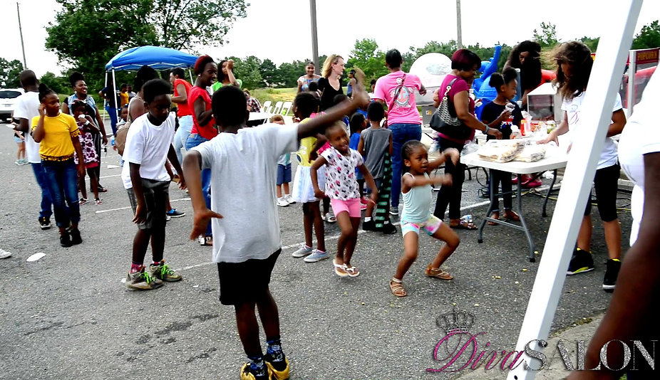 Back to School Giveaway Promo Video hosted by Diva Salon in Charlotte North Carolina