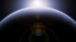 Touching Deep Space at the Planetarium Schiele Museum in Gastonia