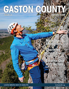 Gaston County Visitor Guide 2020 Online.