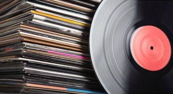 Eastridge Mall Record Show