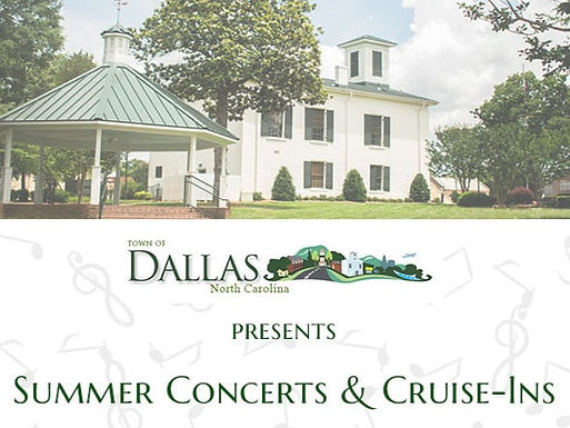 Summer Concerts & Cruise-Ins