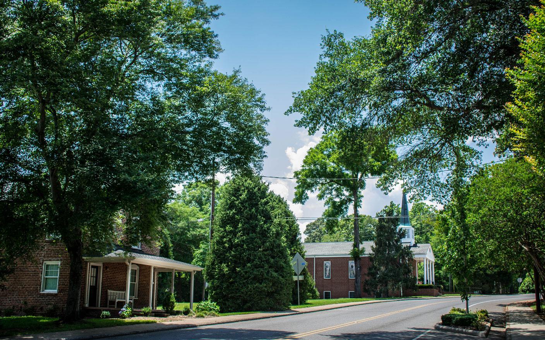 McAdenville-Street