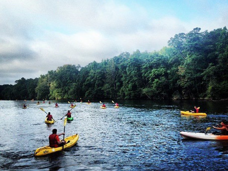 GO Gaston: Mountain Island Park Trail offers scenic Catawba views