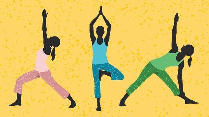 Yoga at Primal Belmont