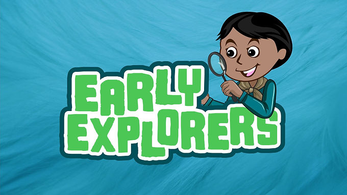 """Early Explorers: """"O"""" is for Oink"""