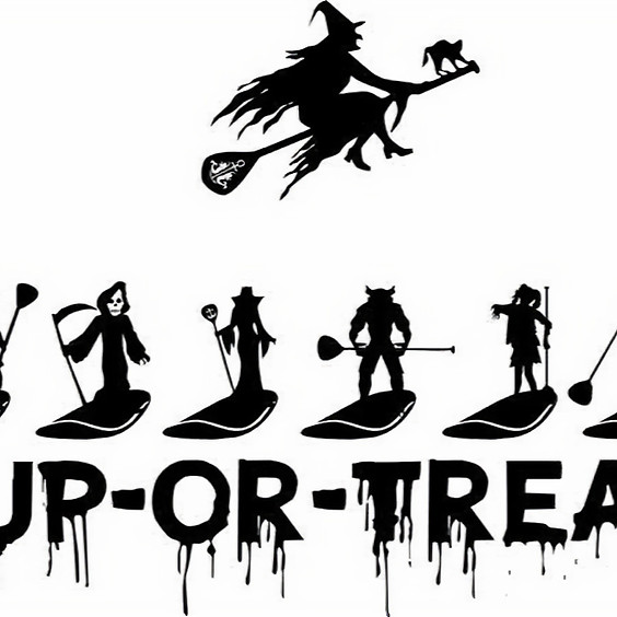 6th Annual Halloween SUP-or-Treat
