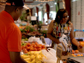 Gaston County's Farmers Markets Grown. Raised. Caught. Made.