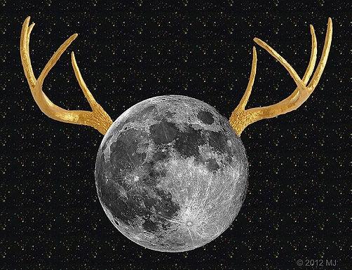 Buck Moon Full Moon SUP