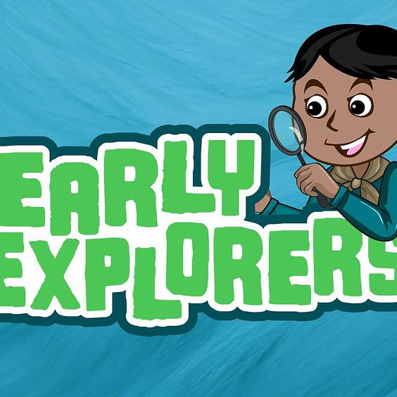 Early Explorers: Zootastic!