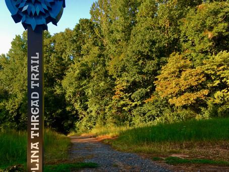 Exploring the Carolina Thread Trail in Gaston County