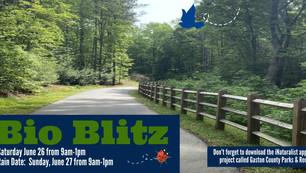 First Ever Bio Blitz at George Poston Park – Saturday, June 26th