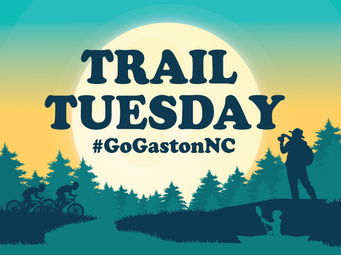 Trail Tuesday in Gaston County