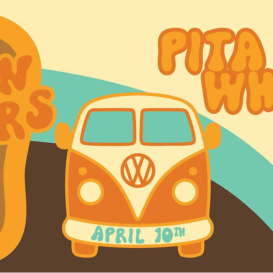 Pita Wheel - 7 Year Anniversary!