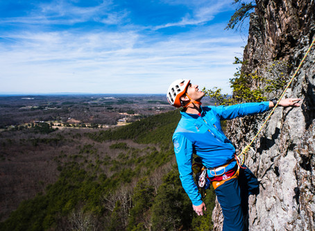 A Beginner's Guide to Rock Climbing at Crowders Mountain State Park