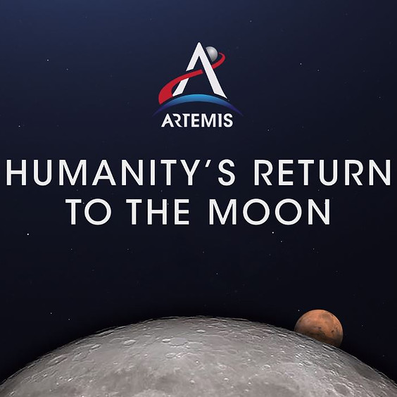 Connect with the NASA ARTEMIS team!