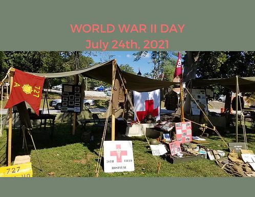 World War II Living History Day