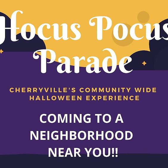 Hocus Pocus Parade