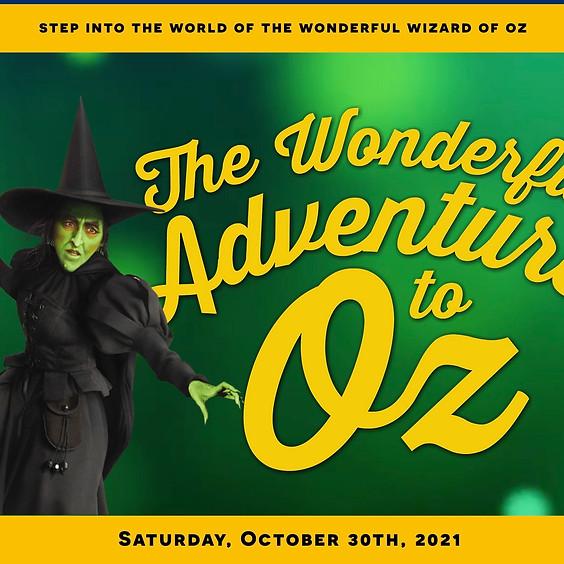 The Wonderful Adventure to Oz