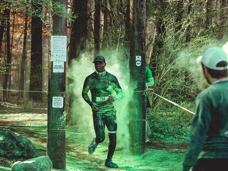 Color Me Green 5k Trail Run Scheduled at US National Whitewater Center