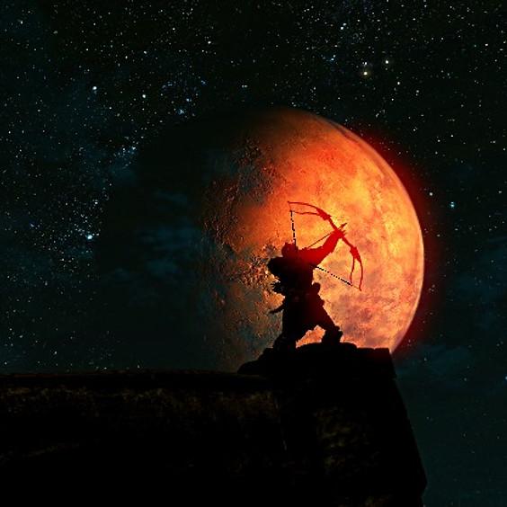 Hunter's Moon Full Moon SUP