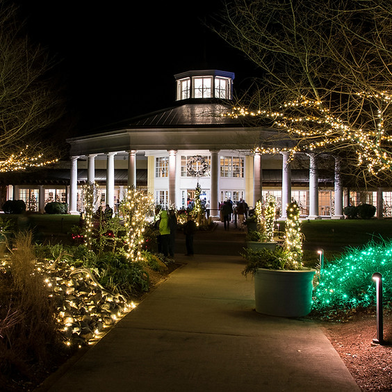Holidays at the Garden