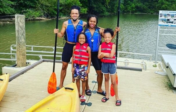 Flatwater Kayak Rentals in Belmont