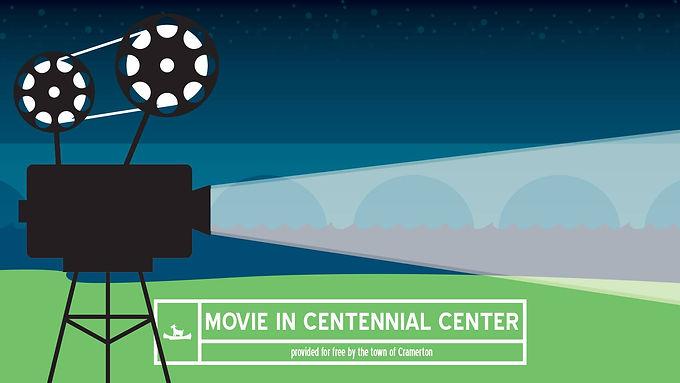 Movie in Centennial Center