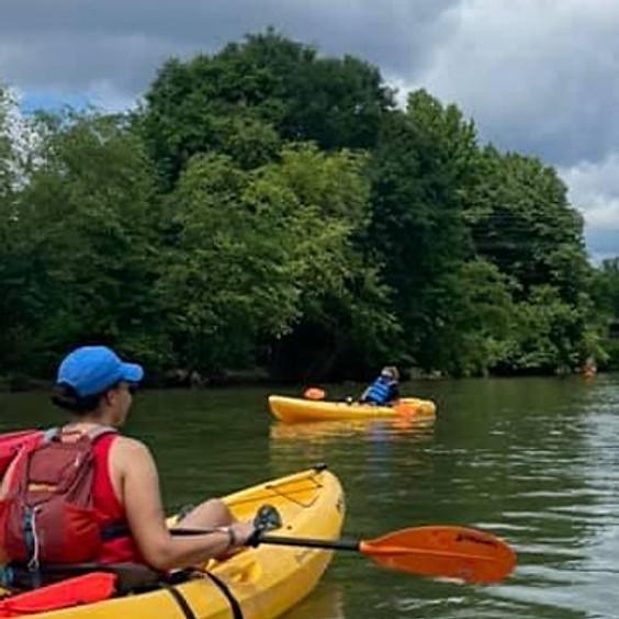 Fall Kayak Special!