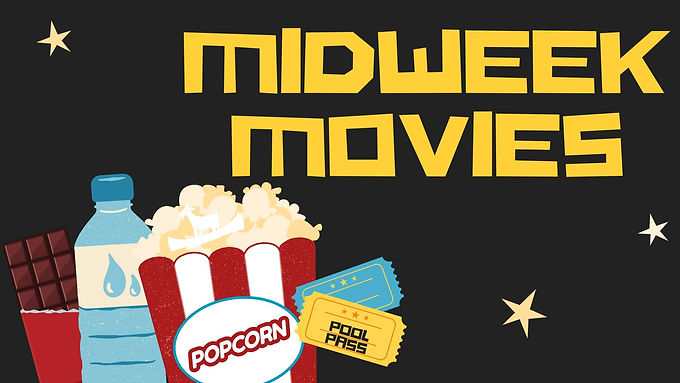 Summer Midweek Movies – Trolls World Tour