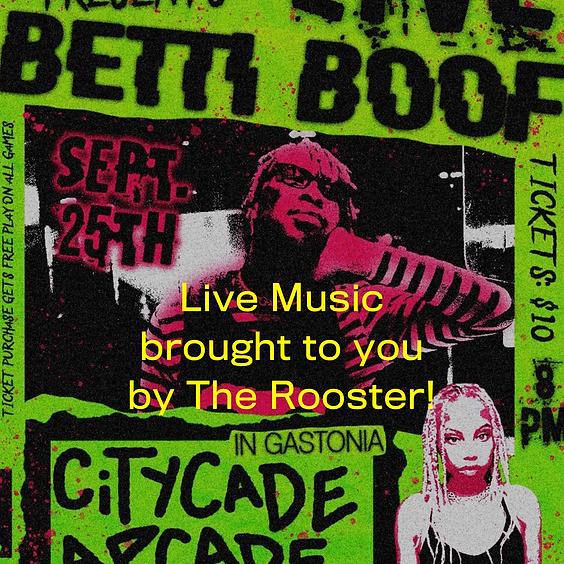 Live Betti Boof