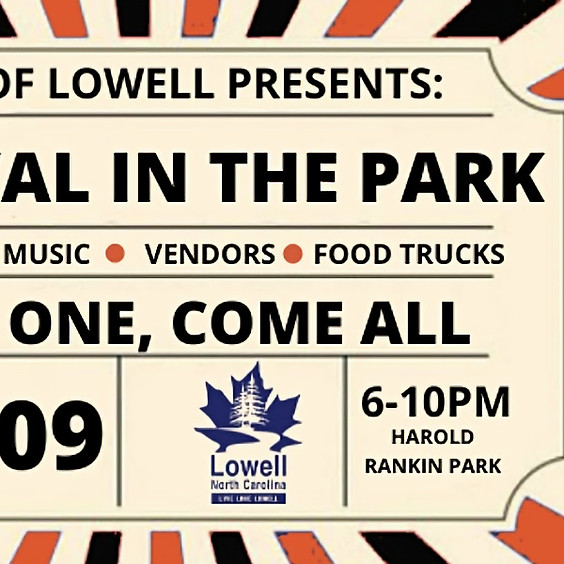 Lowell Festival in the Park