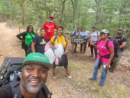 Black Folks Camp Too Visit Crowders Mountain State Park