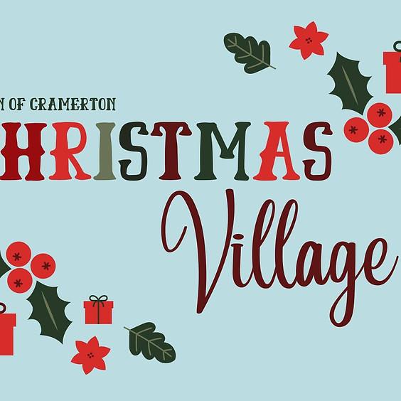 Cramerton Christmas Village