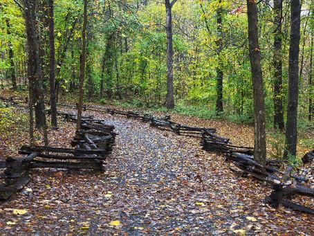 3 Great Trails in Kings Mountain