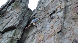 Crowders Mountain - Climbing