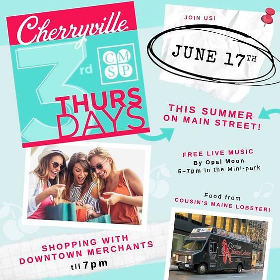 3rd Thursdays in Cherryville