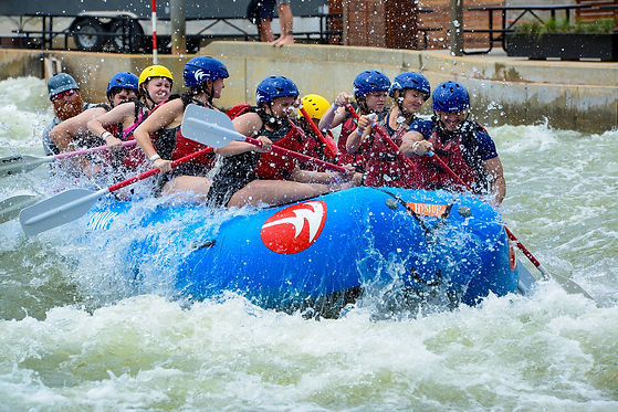 Whitewater at US National Whitewater