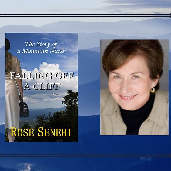 Falling Off A Cliff: Author Talk & Book Signing