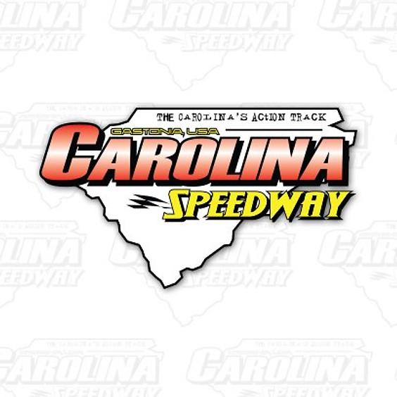 Carolina Speedway Racing – Thunder Bomber Throw Down