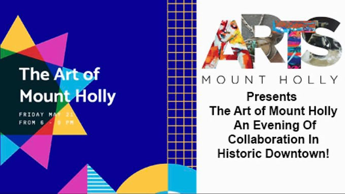 The Art of Mount Holly A Collaboration