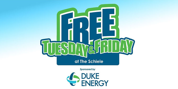 Free Tuesday and Free Friday