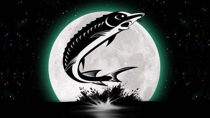Sturgeon Moon Full Moon SUP