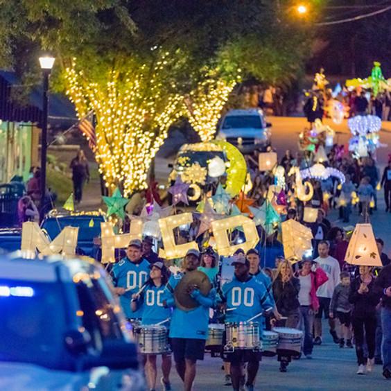 Mount Holly Lantern Parade