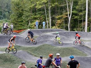 How to Ride the Poston Pump Track
