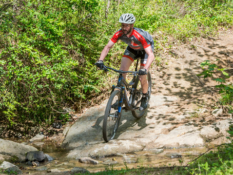 Biking the Backroads and Trails of Gaston County